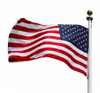 Made in America USA - American Flags on sale from the America Store on AmericaTheBeautiful.com