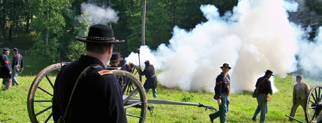 Kentucky - Camp Nelson Civil War Reenactment - See America - Visit USA Travel Guide