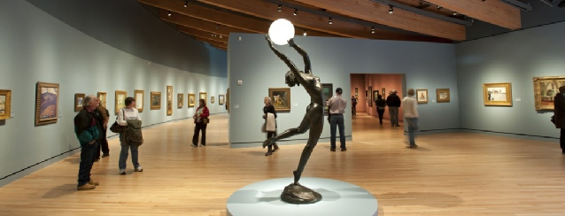 Arkansas' Crystal Bridges Museum Of American Art in Bentonville - See America - Visit USA Travel Guide
