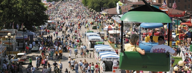 Iowa's State Fair - See America - Visit USA Travel Guide