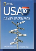 USA 101 Travel Book a Guide to America's iconic Places, Events and Festivals - Free when you book travel with America The Beautiful.