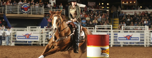 Texas - Austin's Texas Rodeo - See America - Visit USA Travel Guide