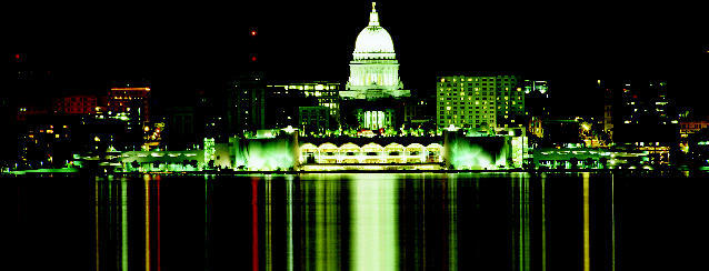 Wisconsin's Capitol City Madison- See America - Visit USA Travel Guide - Discover America!